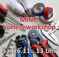 MINT-Vorleseworkshop